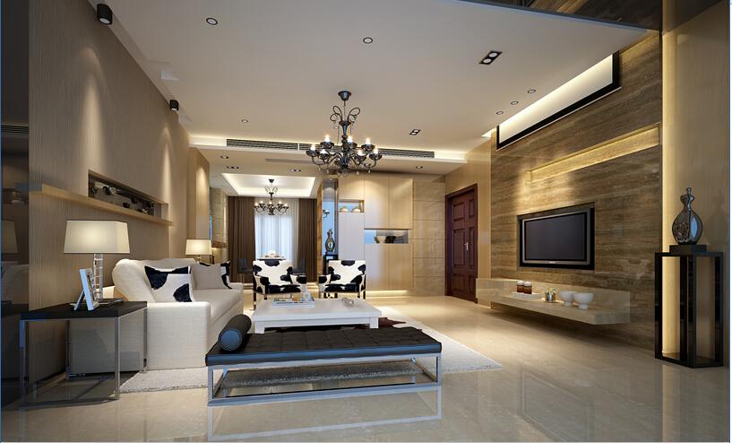 客厅图片来自深圳市浩天装饰在碧星苑的分享