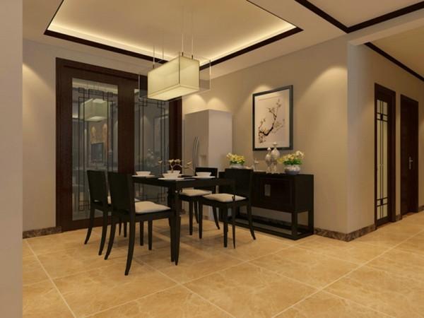 本方案定义为新中式风格,中式风格的装饰主要体现在传统的家具,追求的是一种修身、齐家的生活境界。而在细节上有更倾向于自然情趣、花鸟鱼虫等精细雕刻,取其美好的寓意来表现人们对美好生活的追求。