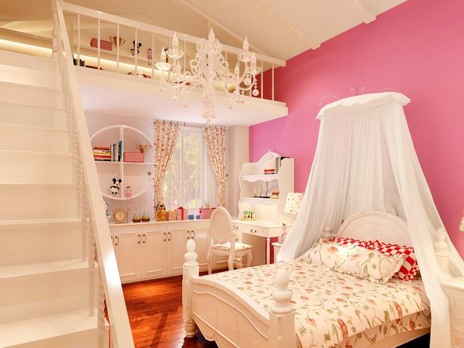 混搭 别墅 客厅 卧室 厨房 餐厅 白领图片来自实创装饰百灵在480平米时尚混搭风格别墅的分享