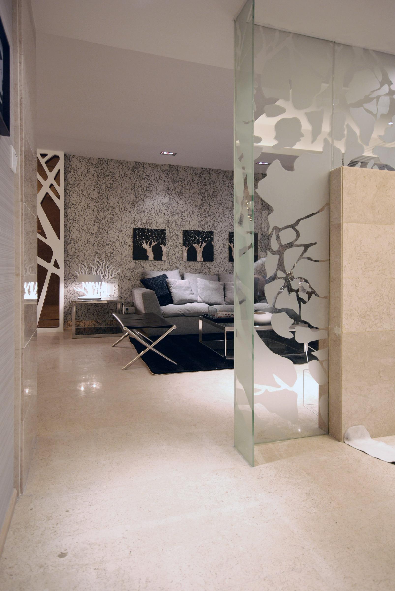 别墅 客厅 卧室 厨房 餐厅 简约图片来自北京今朝装饰刘在观塘别墅设计案例的分享