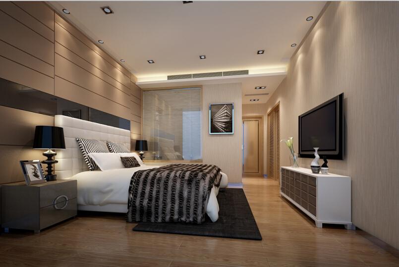 卧室图片来自深圳市浩天装饰在碧星苑的分享