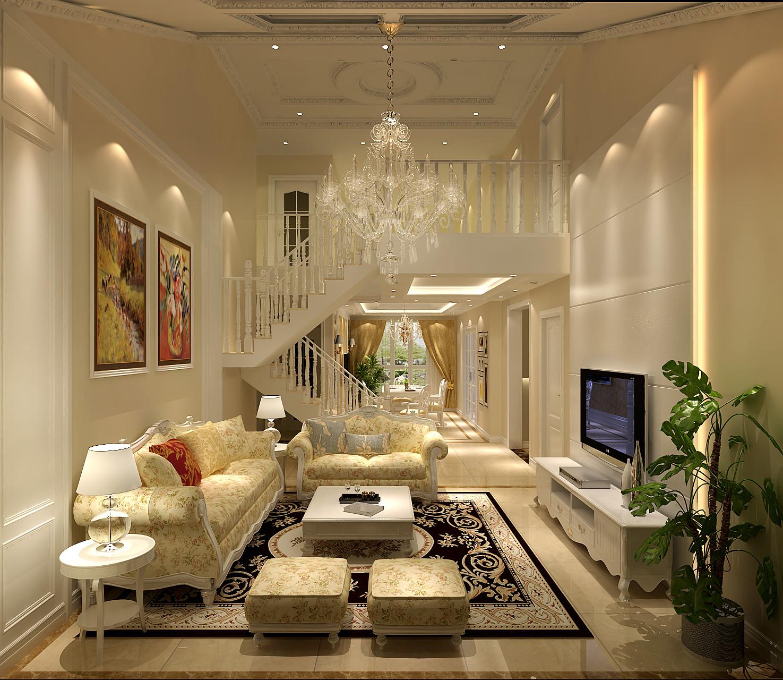 简约 欧式 公寓 别墅 白领 小资 客厅图片来自沙漠雪雨在正源13.5万打造151平简欧公寓的分享