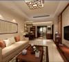新中式风格以符合现代人的生活习惯的室内居住空间现实舒适的居住生活。其内部空间布置,如客厅、餐厅、卧室、书房等完全体现现代生活要求