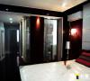 名雕装饰设计—枫丹白露现代三居室-卧室