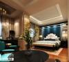 整个室内的颜色搭配成略显质感和富含内涵的主要基调
