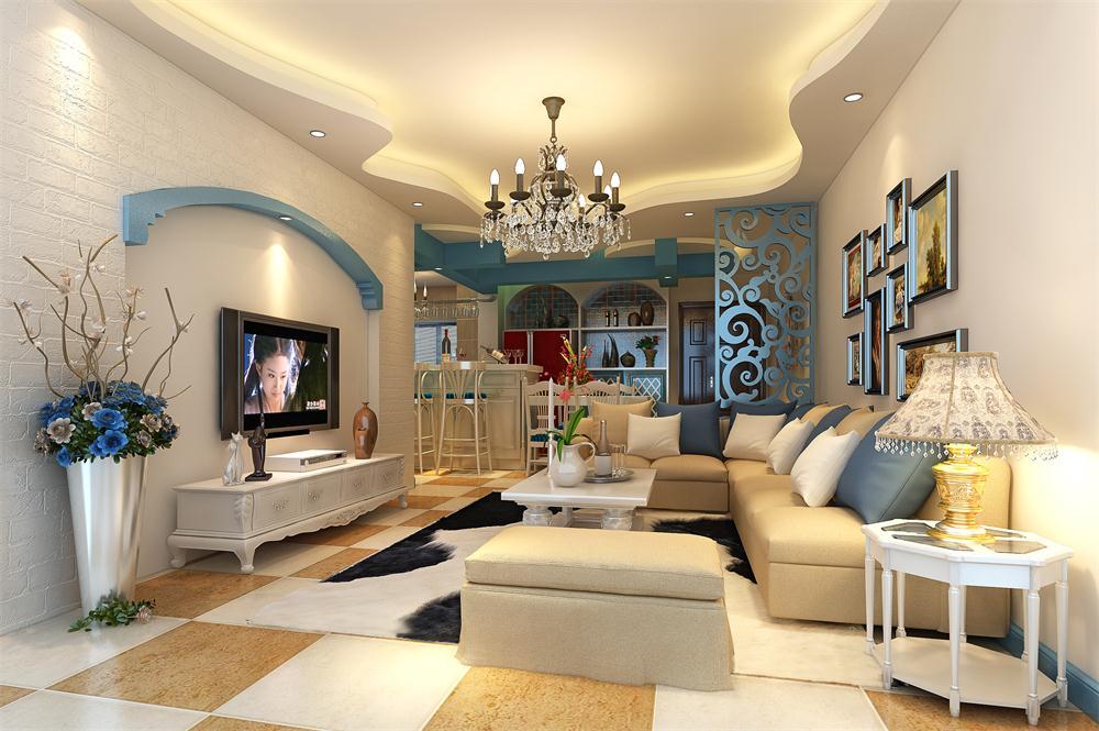 客厅图片来自深圳市浩天装饰在和顺苑的分享