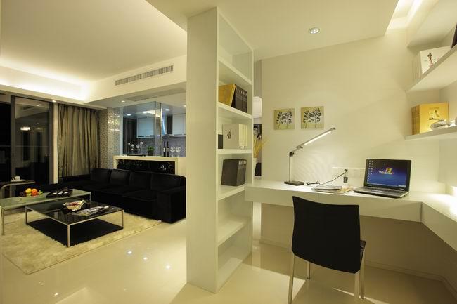 三居 客厅图片来自博览天下在锦城名都-98平米现代风格的分享