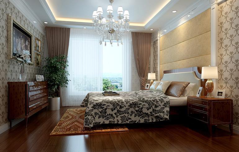 欧式 三居 卧室图片来自亚光亚装饰在精致的生活绝不只是看着奢华的分享