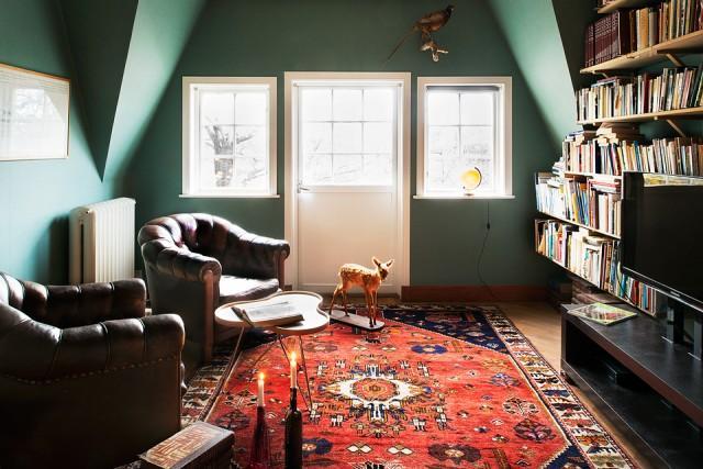 书房图片来自亚光亚装饰在我的家色彩斑斓的分享