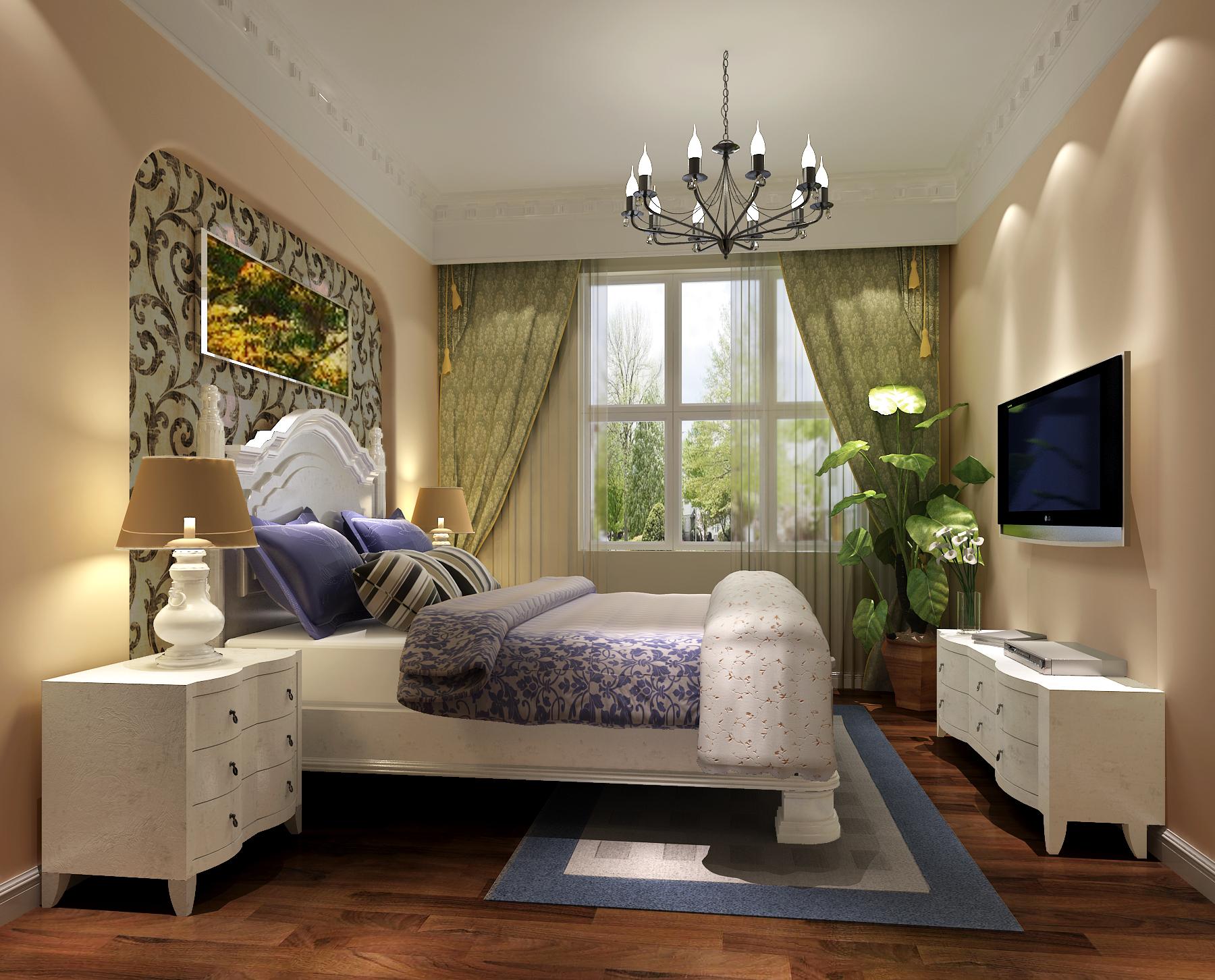 托斯卡纳 二居 三居 别墅 白领 收纳 旧房改造 80后 小资 卧室图片来自周楠在独特的托斯卡纳【47293】的分享