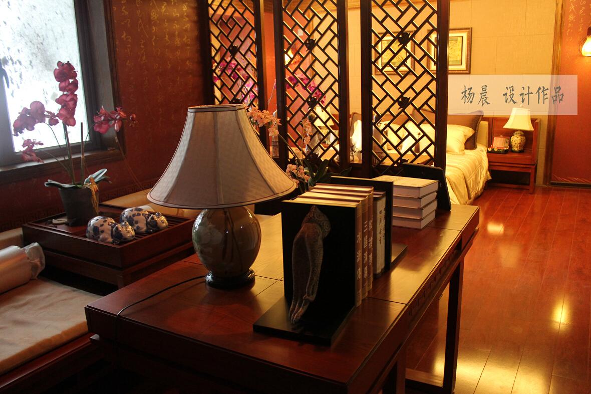 书房图片来自ypdesigner888在神韵中国风的分享