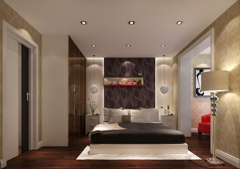 现代 简约 二居 三居 别墅 白领 收纳 旧房改造 80后 卧室图片来自周楠在80后的现代简约的分享