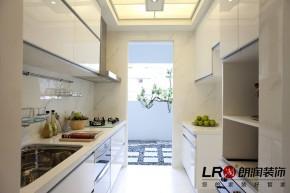 欧式 二居 白领 收纳 80后 小资 静谧空间 145平 舒适 厨房图片来自朗润装饰工程有限公司在80后145平静谧空间简欧三居室的分享