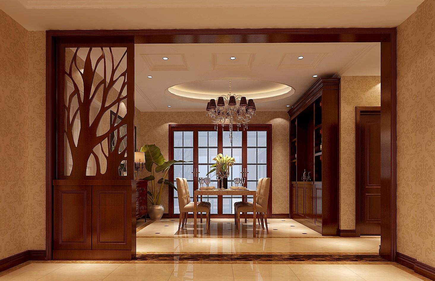 欧式 简约 二居 三居 别墅 白领 收纳 旧房改造 80后 餐厅图片来自周楠在古典欧式的分享