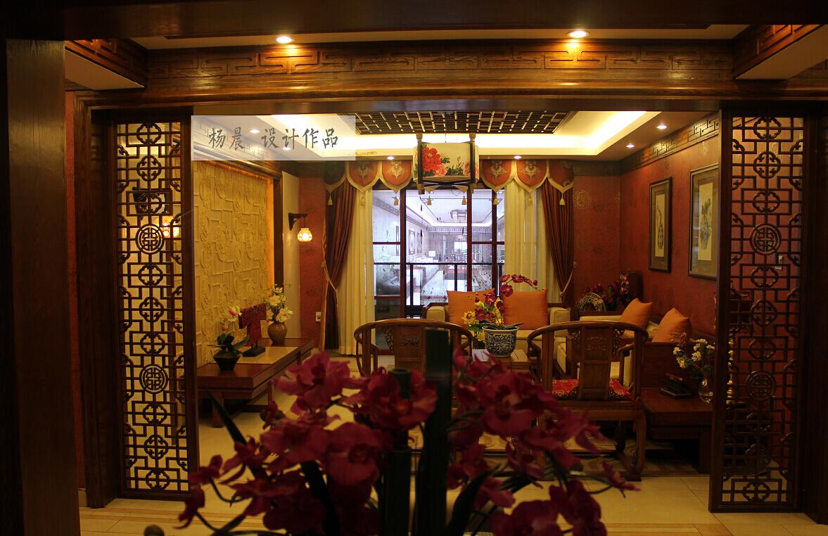 餐厅图片来自ypdesigner888在神韵中国风的分享