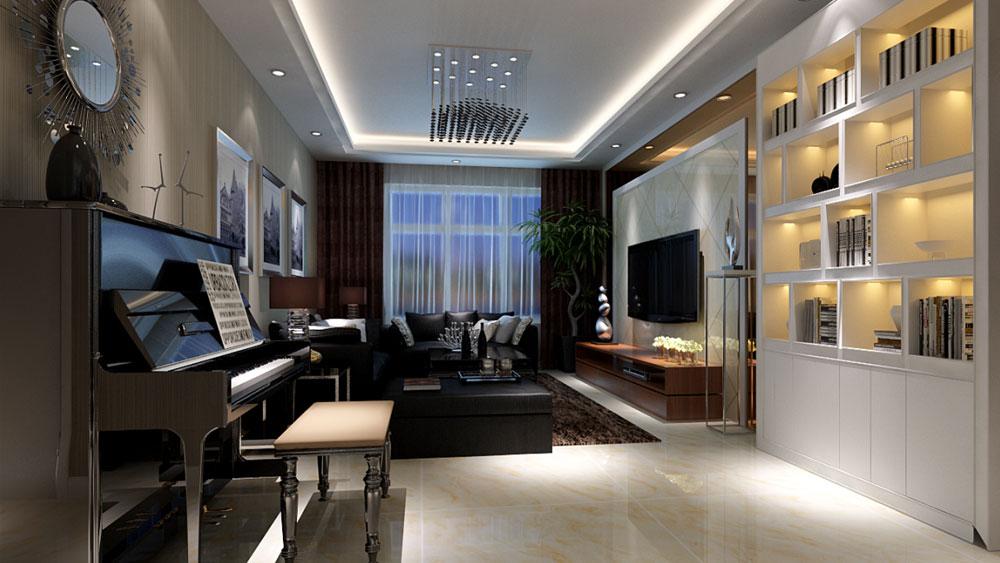 二居 简约 客厅图片来自用户524527896在红木林C5户型的分享