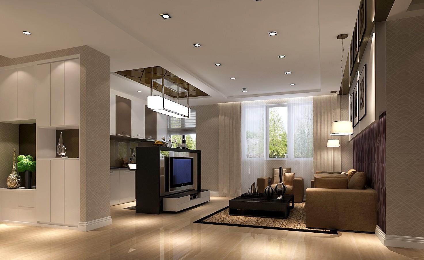 现代 简约 二居 三居 别墅 白领 收纳 旧房改造 80后 客厅图片来自周楠在80后的现代简约的分享
