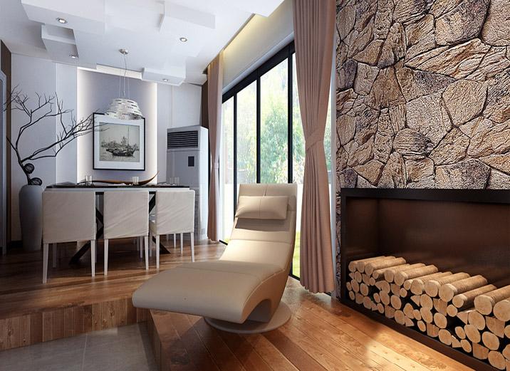 别墅 现代别墅 新新小镇 实创装饰 餐厅图片来自xushuguang1983在新新小镇388平米简洁度假别墅的分享