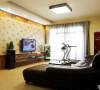 简约的客厅,简单的布置,看起来格外温馨。