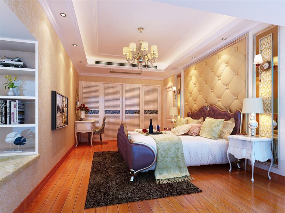 卧室图片来自深圳市浩天装饰在绿茵华庭的分享