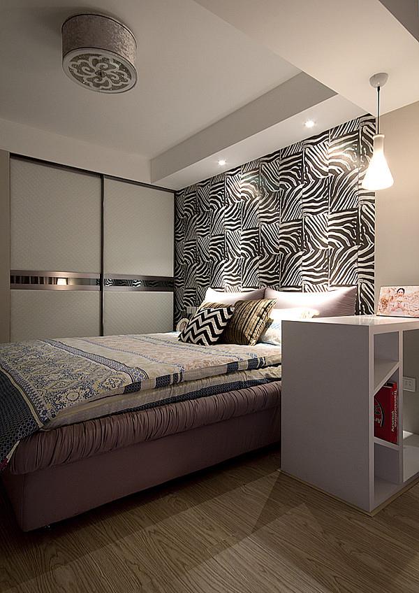 简约 二居 卧室图片来自名仕装饰龚经理在中国中华城的分享