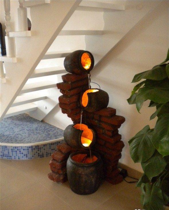 地中海风格 实创装饰 二居 白领 收纳 80后 楼梯图片来自武汉实创装饰在顶层阁楼loft温馨地中海小家的分享