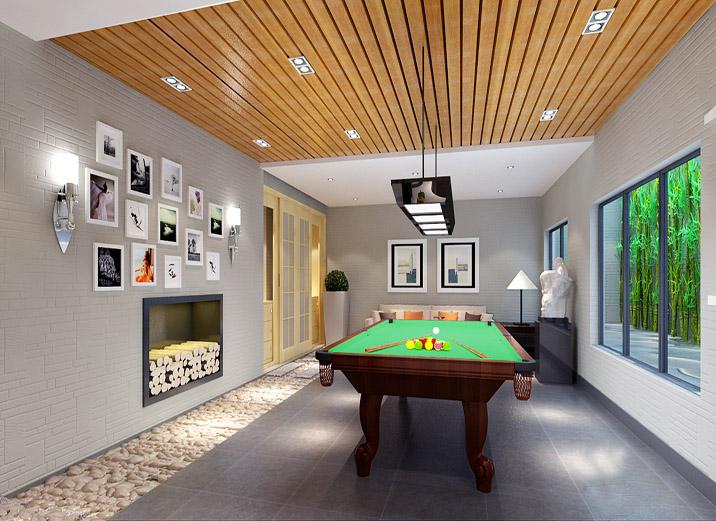 别墅 现代别墅 新新小镇 实创装饰 其他图片来自xushuguang1983在新新小镇388平米简洁度假别墅的分享