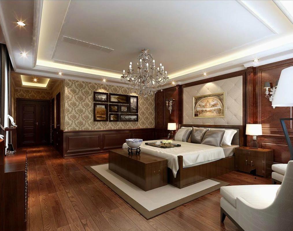 武汉实创 东湖国际 中式 四居 别墅 卧室图片来自静夜思在复地东湖国际传统时尚并存中式风的分享