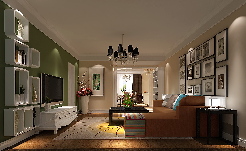 现代 二居 三居 别墅 白领 收纳 旧房改造 80后 小资 客厅图片来自周楠在现代公寓的改装【50219】的分享