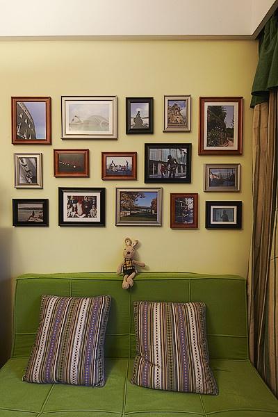 书房图片来自家装大管家在放逐的波西米亚 107平魅力混搭居的分享