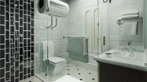 二居 简约 美式 随意 舒适 北京装修 北京设计 卫生间图片来自高度国际装饰韩冰在6.5万打造120㎡简约美式效果的分享