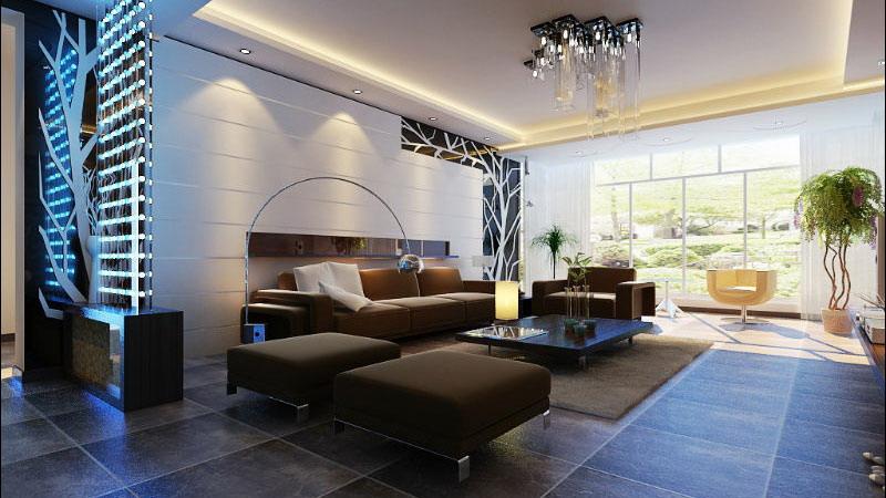 三居室 新中式风格 高度国际 装饰设计 高度希文 客厅图片来自高度国际装饰宋增会在三居室176㎡新中式风格的分享