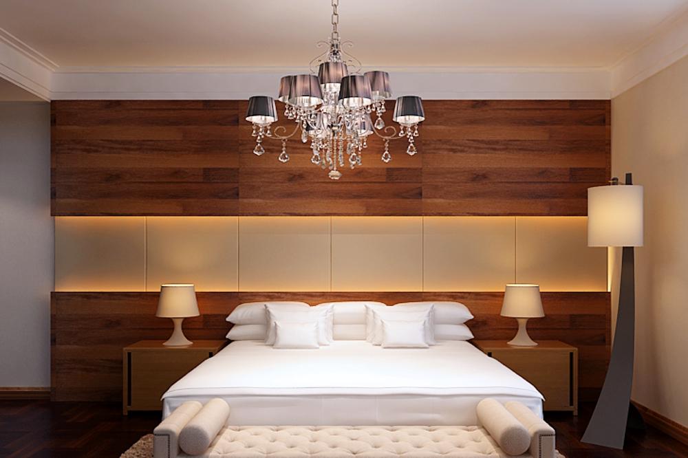 别墅 中式 卧室图片来自石家庄业之峰装饰在天山新公爵简中风格240平米的分享