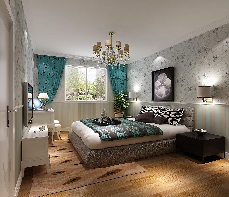 现代 二居 三居 别墅 白领 收纳 旧房改造 80后 小资 卧室图片来自周楠在现代公寓的改装【50219】的分享