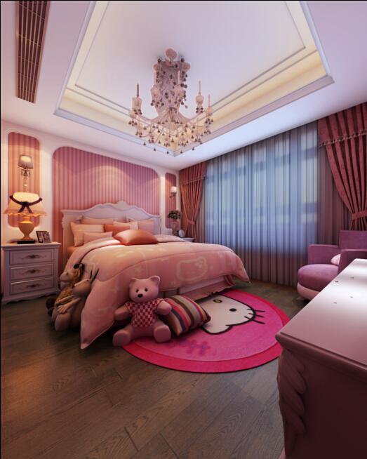 山水装饰 合肥家装 儿童房图片来自shanshui在新艺术时代诠释精致生活的分享
