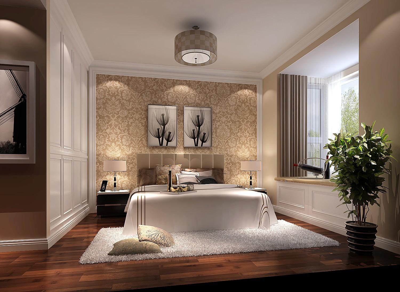 简约 现代 二居 三居 别墅 白领 收纳 旧房改造 80后 卧室图片来自周楠在简约时尚【39800】的分享