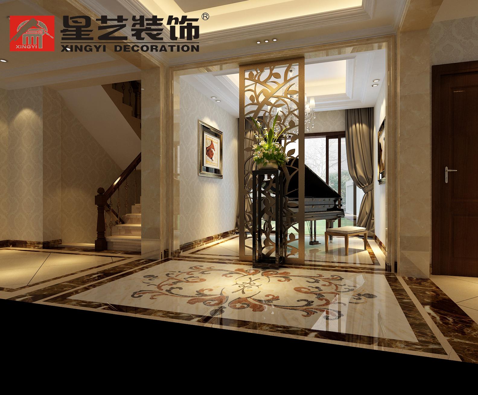 别墅 中式 星艺装饰 其他图片来自星艺装饰在贵州在星艺装饰·别墅设计的分享