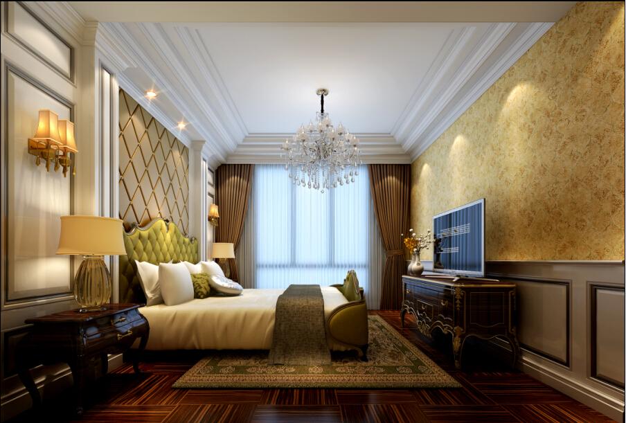 山水装饰 合肥家装 卧室图片来自shanshui在完美新娘之 浪漫鸢尾情的分享