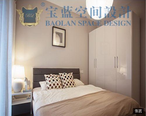 卧室图片来自众意装饰在新世界恒大华府现代简约案例的分享