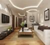 简约宽敞的客厅