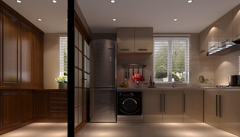 简约 现代 二居 三居 别墅 白领 收纳 旧房改造 80后 厨房图片来自周楠在简约时尚【39800】的分享