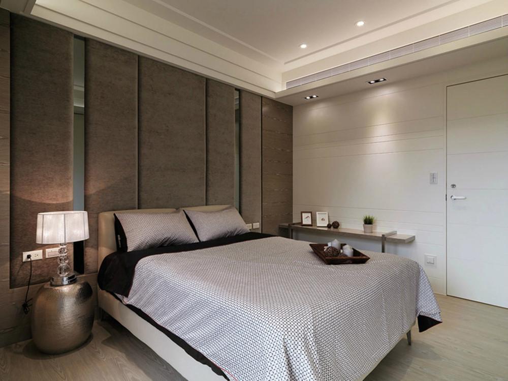 卧室图片来自今朝装饰小闫在纯净品质的空间的分享