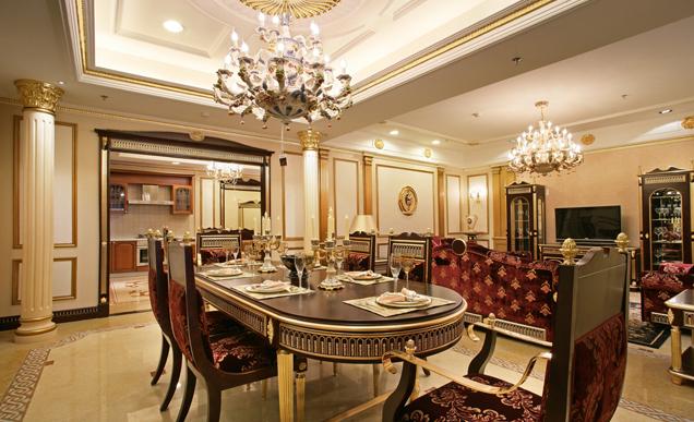 欧式 别墅 收纳 客厅图片来自bjsdgjzs在北京龙湖香醍溪岸别墅的分享