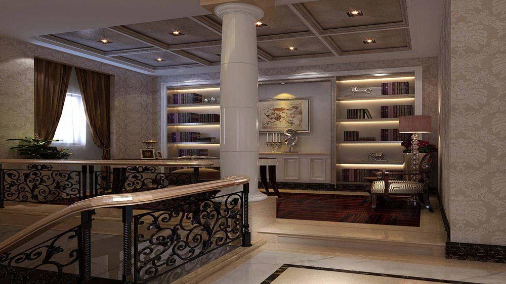 蓝湖君山 别墅 简欧风格 高度国际 装饰设计 其他图片来自高度国际装饰宋增会在21万别墅 简欧风格的分享
