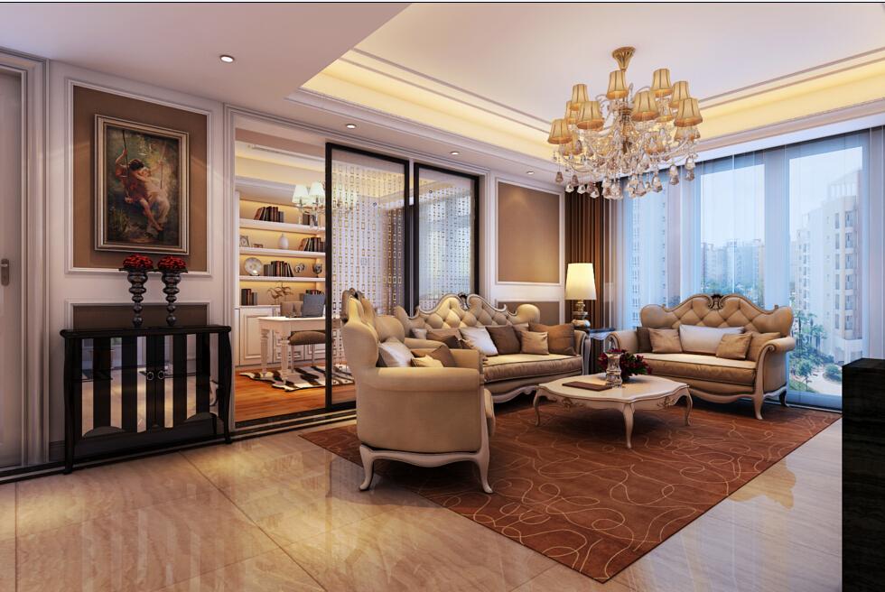 山水装饰 合肥家装 客厅图片来自shanshui在新艺术时代诠释精致生活的分享