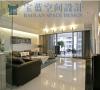 宝蓝空间设计 十年诚信 百万质保  五位一体 全装全配 垂直施工 双向监理
