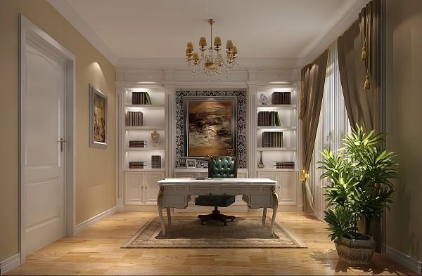 书房,温馨,舒适