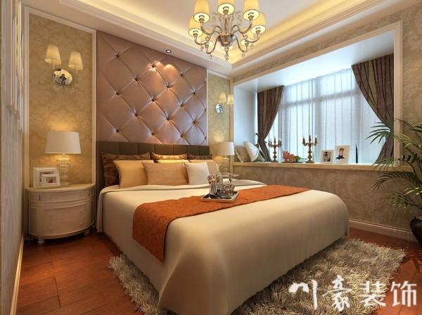 卧室现代效果图