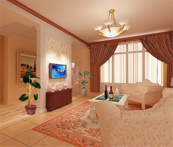 这是在怀柔一套三层别墅,业主是在京电子行业的成功人士,要求现代的欧式风格。整体设计从玄关到客厅再到餐厅,空间流畅通明。纯净的米色奠定了居室的基调