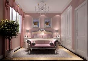鲁能7号院 高度国际 三居 别墅 白领 80后 白富美 欧式 简约 儿童房图片来自北京高度国际装饰设计在17万打造欧式奢华鲁能的分享